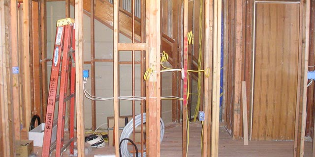 Rough Wire and Final Electrical Inspections